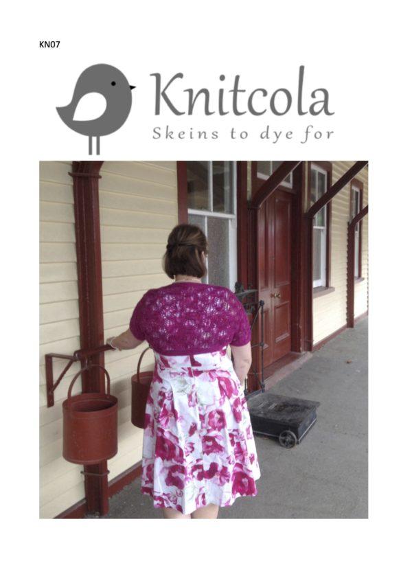 Knitcola Amelie Shrug