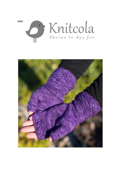 Knitcola Lauren Fingerless Gloves